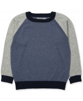 Flemming sweater with wool