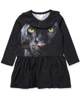 Organic Spicy panther dress