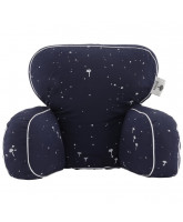 Night sky pram pillow