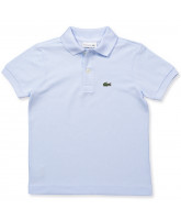 Light blue polo t-shirt