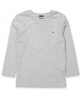 Grey LS t-shirt - boy