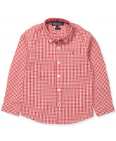 Gingham shirt - boy