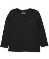 Black LS t-shirt - boy