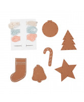 Gingerbread Cookie Craft DIY