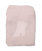 Calamine muslin changing cushion cover