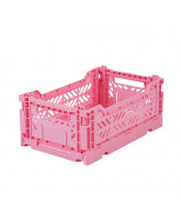 Folding box mini - baby pink