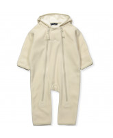 Kit/vanilla fleece suit