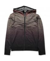 Dip Dye zip jacket