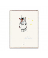 MADO x Soft Gallery Space poster - 30x40 cm