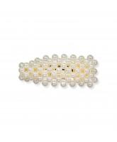 Pearl hair clip - 7 cm