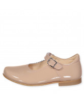 Rose ballerina shoes