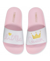 Little queen slippers