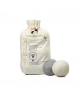 6 pack organic wool balls