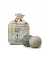 4 pack organic wool balls