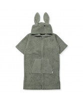 Organic Lela Rabbit bathrobe