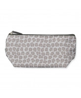 Leopard toiletbag - small