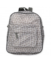 Leopard back pack