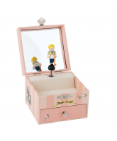 Jewelery box with music