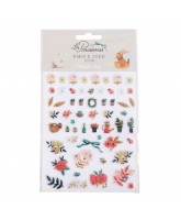 Stickers - flowers