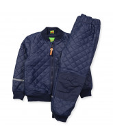 Navy rubber thermoset
