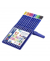 Ergosoft watercolor pencils 12 pcs