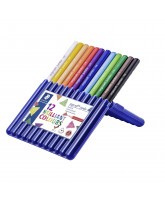 Ergo's Jumbo Color Pencils 12 pcs