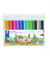 NC watercolor markers 12 pcs