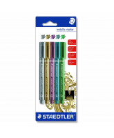 Metallic marker 5 pcs