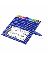 Ergosoft watercolor pencils 24 pcs
