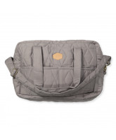 Dark grey nursing bag