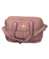 Wild rose nursing bag