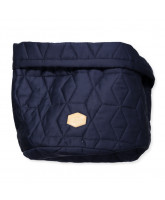 Dark blue storage bag