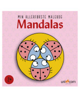 My very first Mandalas coloring book