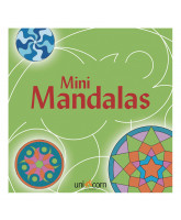 Mini Mandalas - green