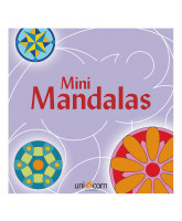 Mini Mandalas - purple