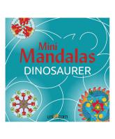 Mini Mandalas - dinosaurs