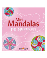 Mini Mandalas - princesses