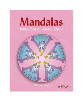 Mandalas - princesses