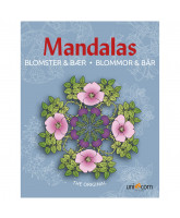 Mandalas - flowers & berries