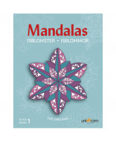Mandalas - ice flowers vol. 1
