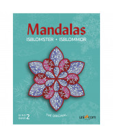 Mandalas - ice flowers vol. 2