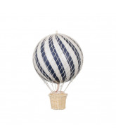 Dark blue airballon 10 cm