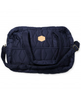 Dark blue nursing bag