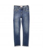 Blush skinny raw 1303 jeans