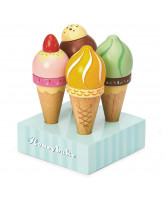 Honeybake - ice cream set