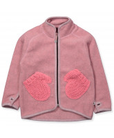 Ushi fleece jacket