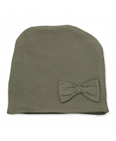 Dusty olive hat