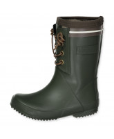 Green thermo boots