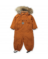 Wisti snowsuit with fur