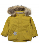 Wally winter jacket with fur